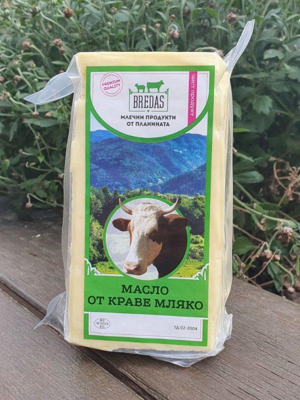 краве масло Бредас