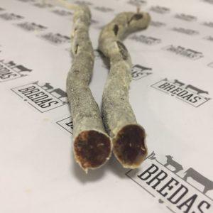 сушени агнешки пръчици от мляно месо