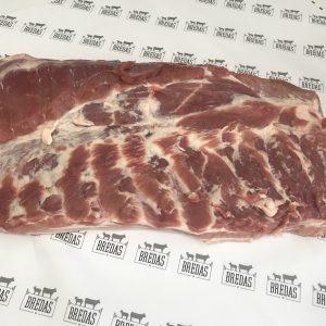 свински гърди без кост