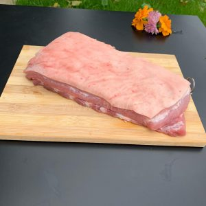 свински ребра бредас